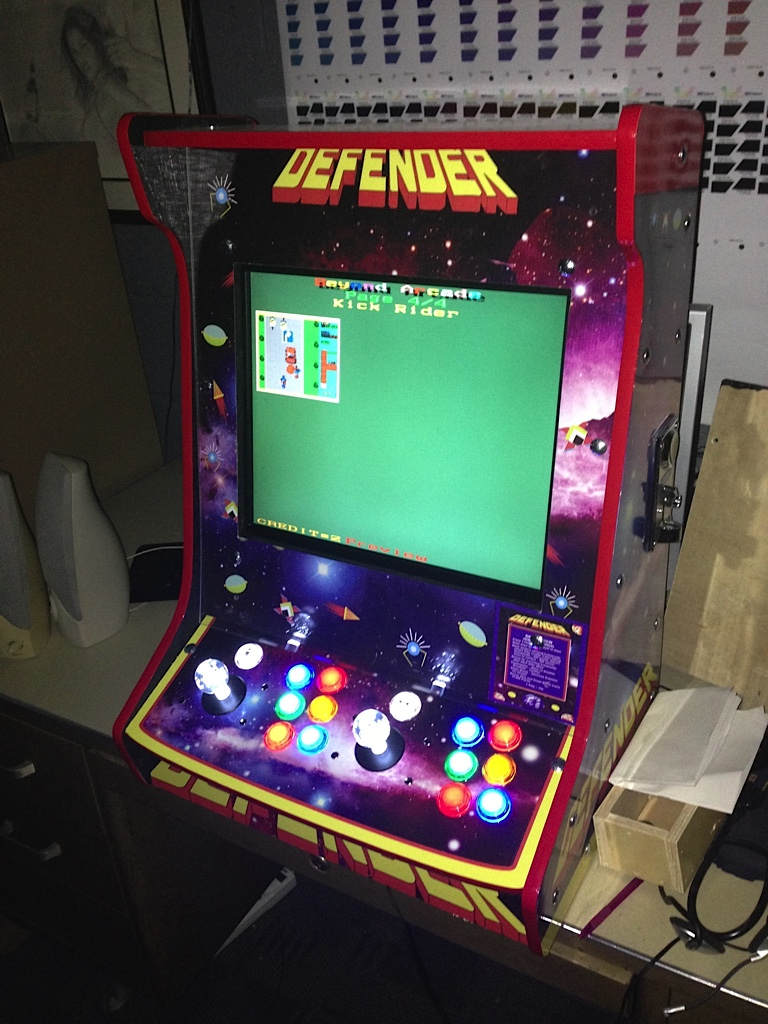Tabletop Classic Arcade Game - Horizontal 60 in 1