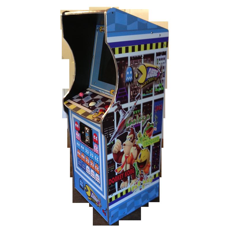 Vintage Arcade Games >> Retro Classic Arcade Game - Classic Cyan - 60 in 1 ...