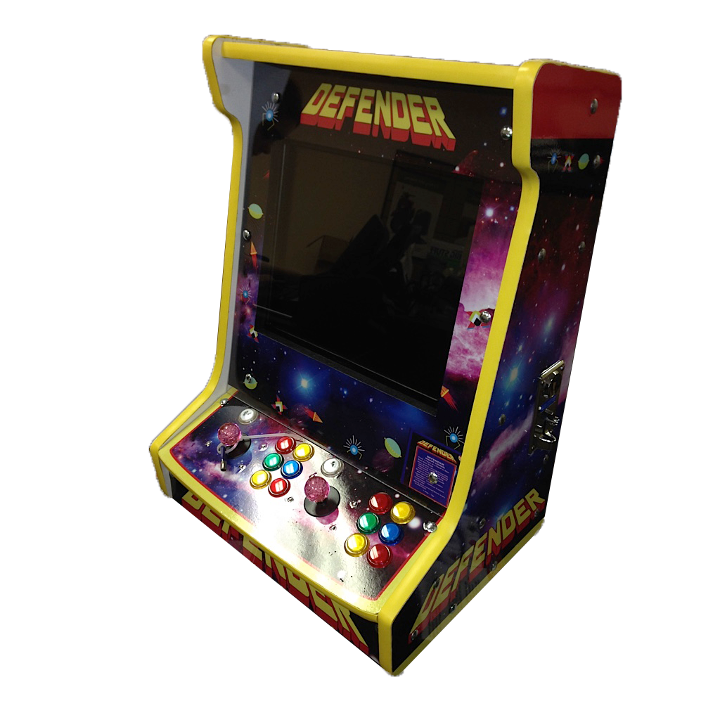Vintage Arcade Games >> Tabletop Classic Arcade Game Horizontal 60 In 1
